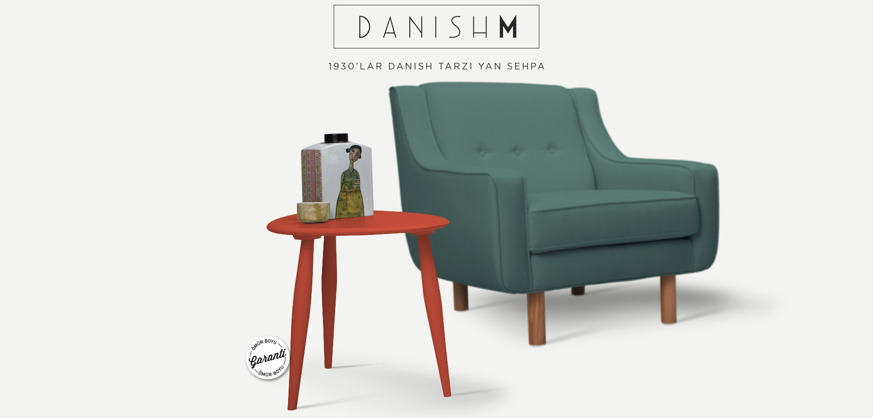 DANISH™ M SOMON YAN SEHPA'in resmi