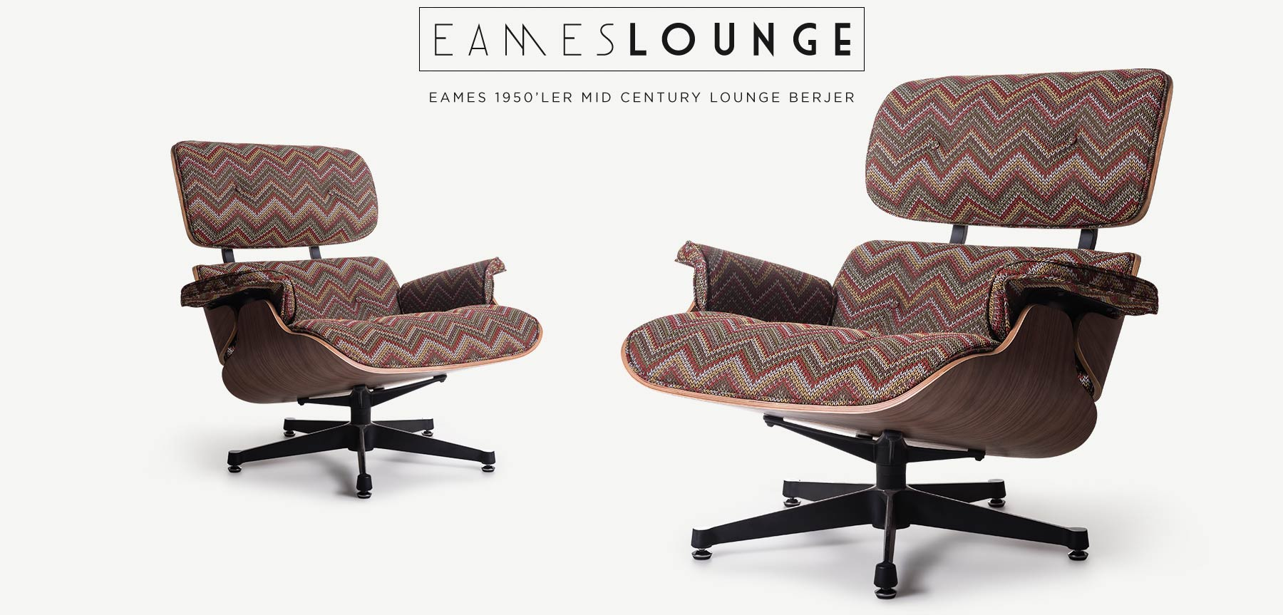 Eames Lounge Chair'in resmi