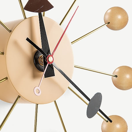 GEORGE NELSON BALL CLOCK'in resmi
