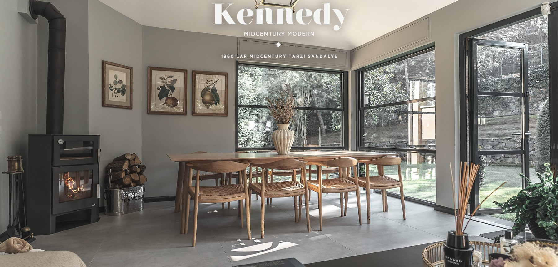 Kennedy ArmChair Sandalye'in resmi