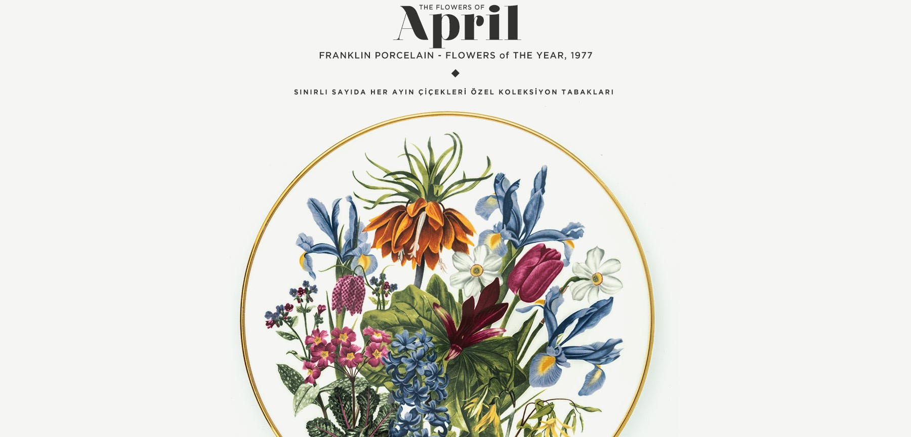 Nisan'da Açan Çiçekler The Flowers Of April'in resmi