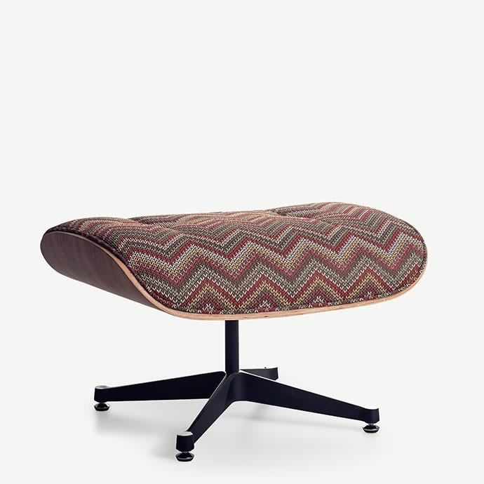 EAMES LOUNGE CHAİR OTTOMAN'in resmi