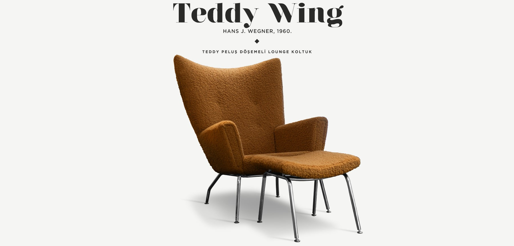 Wing Chair Teddy Edition Hardal'in resmi